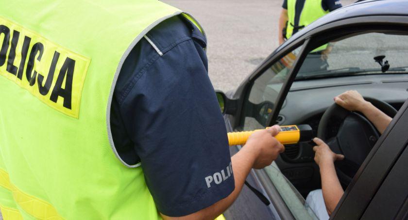 Kronika kryminalna, Plaga pijanych kierowców - zdjęcie, fotografia