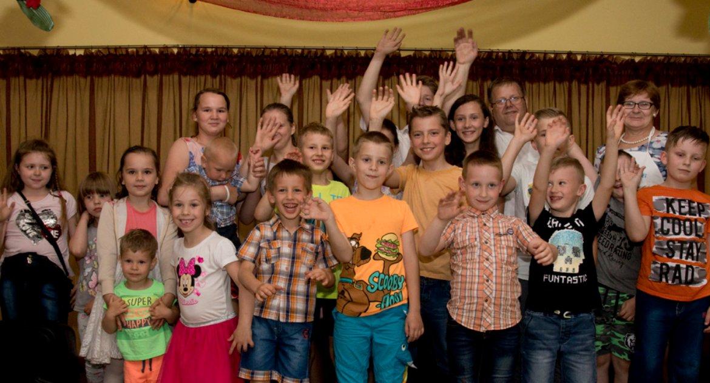 Stowarzyszenia i organizacje, Świętowali Zbytkowie - zdjęcie, fotografia