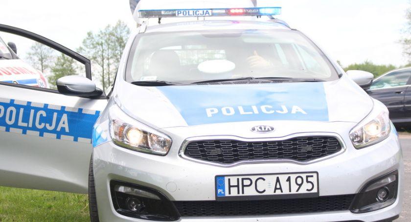 Kronika kryminalna, Piesza ucieczka przed policją pomogła latkowi - zdjęcie, fotografia