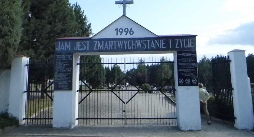 Rada miejska, Drożej cmentarzu - zdjęcie, fotografia