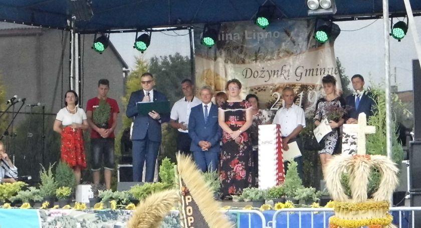 Wydarzenia lokalne, Najlepsi rolnicy nagrodzeni - zdjęcie, fotografia