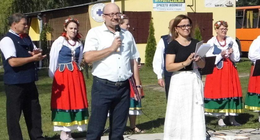 Imprezy, Integracja jeziorem - zdjęcie, fotografia