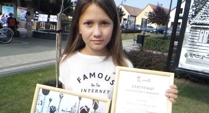 Ciekawi ludzie, Ogolnopolski sukces Gladkowskiej - zdjęcie, fotografia