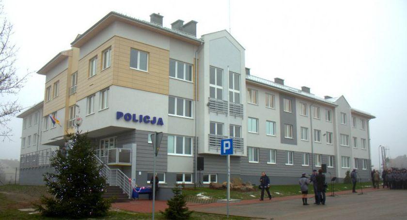 Interwencje, Zmyślone zarzuty komendzie policji - zdjęcie, fotografia