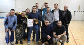 Setbol Czernikowo wygrał rozgrywki Lipnowskiej Amatorskiej Ligi Piłki Siatkowej