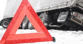 Bardzo niebezpiecznie na drogach. Kilka wypadków od rana!
