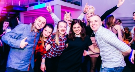Weekend w T1 Premium Club w Lipnie (24-25.02)
