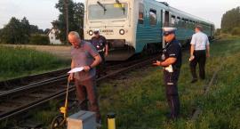 14-latka potrącona przez pociąg