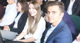 Rozpoczęcie roku szkolnego w ZS im. R. Traugutta w Lipnie