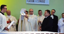 Starosta lipnowski z medalem od papieża