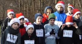 Rekordowy bieg mikołajkowy w Skępem