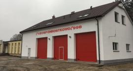 W gminie Chrostkowo zakończyli inwestycyjny rok