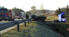 Tragedia na drodze! Kobieta i dwoje dzieci zginęli na miejscu