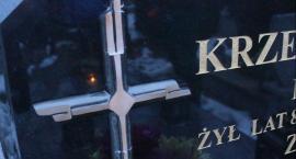 Zbezcześcili i okradli groby w Grochowalsku