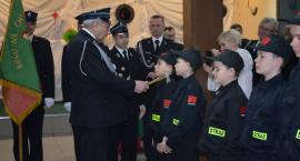 Młodzi strażacy już w służbie