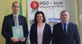 Głowacki nowym wiceburmistrzem