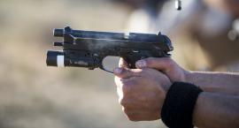 Szok! 23-latek chciał się zabić na strzelnicy!