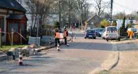W powiecie lipnowskim leją asfalt aż miło