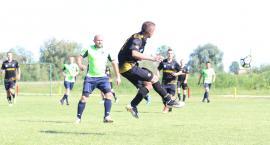 Pięć bramek w meczu Wiślanin - Orion [zdjęcia]