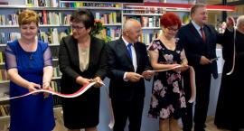 Nowa biblioteka w Wielgiem otwarta