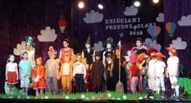 Najmłodsi aktorzy na scenie