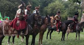 Impreza z husarią w Wielgiem