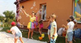 Pożegnali wakacje z KGW w Maliszewie