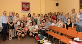 Nowi obywatele gminy Bobrowniki w urzędzie