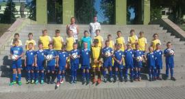 Obóz piłkarski Wisełki Dobrzyń