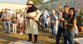 Żywa lekcja historii w gminie Chrostkowo