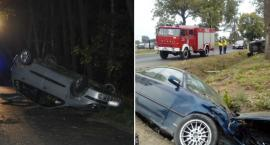 Trzy wypadki i pięć kolizji w powiecie lipnowskim