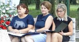 Narodowe Czytanie w parku w Jastrzębiu