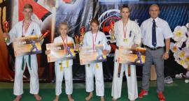 Medale karateków z Lipnowskiego Klubu Karate Kyokushin