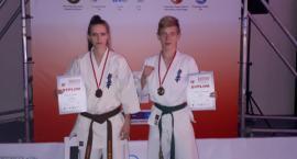 Medale karateków w Ełku