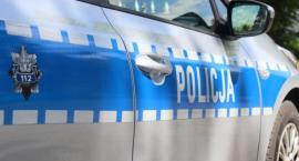 Pijany mężczyzna ukradł auto, zniszczył myjnie i chciał dokonać samospalenia