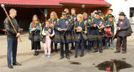 Obchody święta 3 maja w Tłuchowie