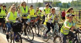 Rajd rowerowy na Dzień Dziecka