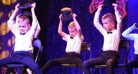 Najmłodsi na scenie