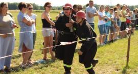 Zawody strażaków w Źródłach