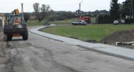 Nowa droga w Łąkiem