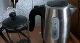 Woda tylko z czajnika?