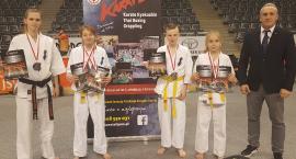 6 medali karateków z Lipna