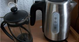 Woda tylko z czajnika dla wszystkich
