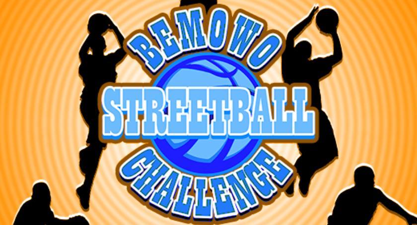 sport, Bemowo Streetball Challange - zdjęcie, fotografia