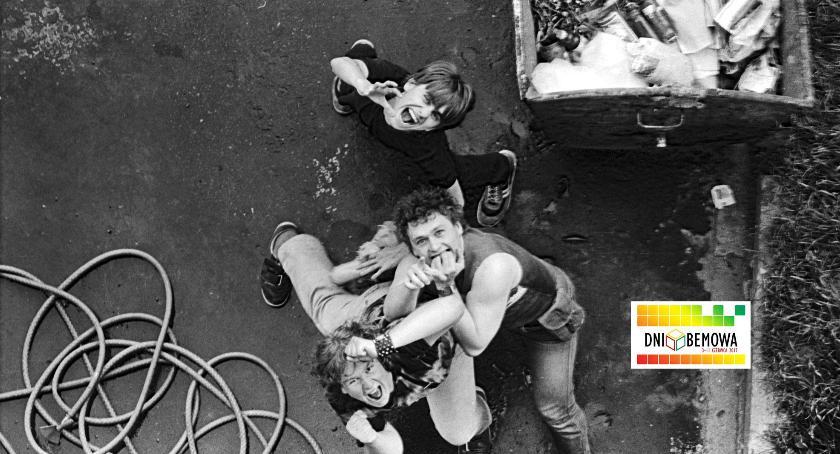 Wystawy, Bemowskie subkultury Bemowie latach 80tych - zdjęcie, fotografia