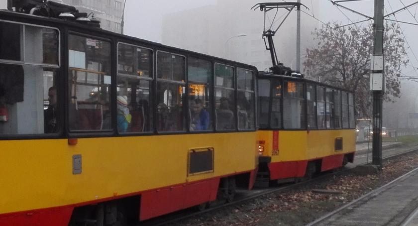 Komunikacja, Tramwaj linii sobotę nowej trasie - zdjęcie, fotografia
