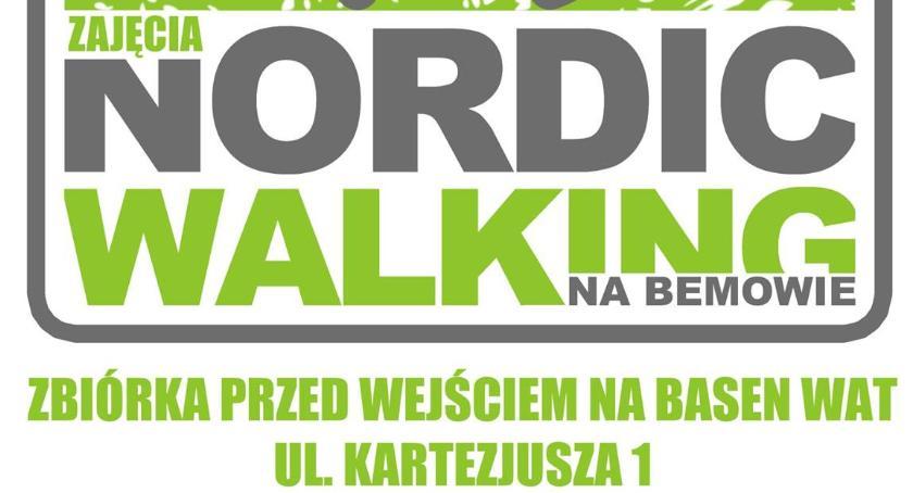 Inne dyscypliny, Nordic Walking - zdjęcie, fotografia