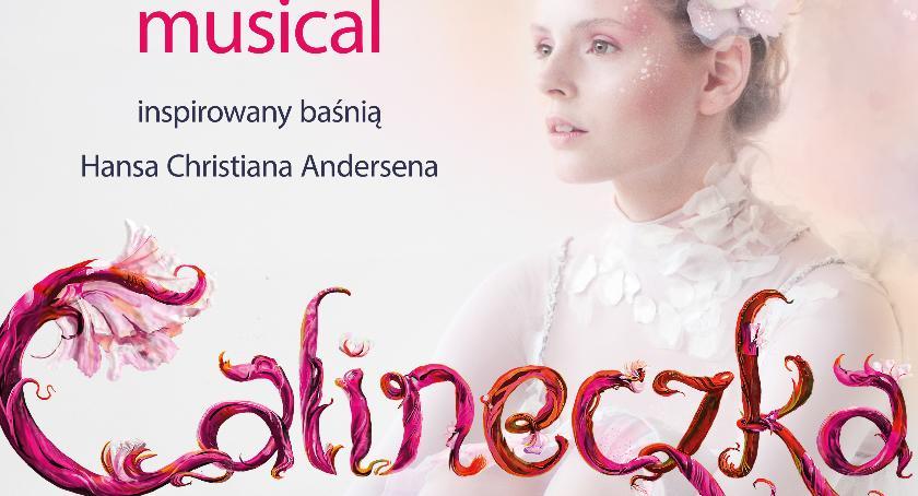 Teatr, Musical Calineczka darmo tearze Palladium - zdjęcie, fotografia