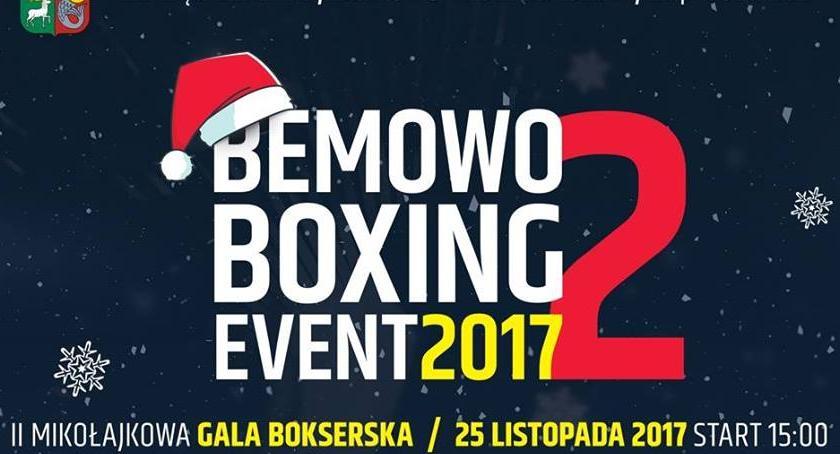 Inne dyscypliny, Bemowo Boxing Event - zdjęcie, fotografia