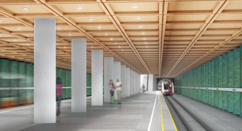 Komunikacja, Zatwierdzone środki Metro - zdjęcie, fotografia
